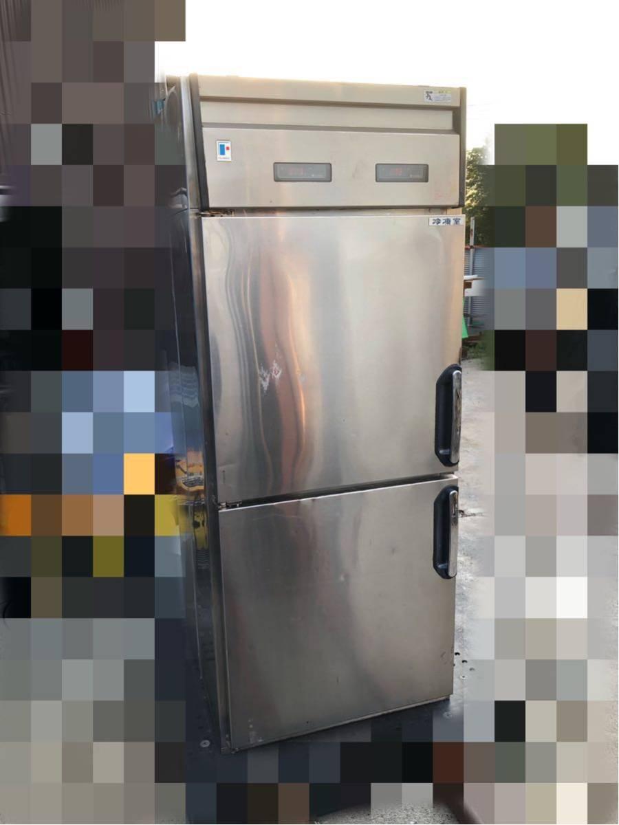 FUJIMAK フジマック 業務用冷凍冷蔵庫 FR7680FGD 2ドア 埼玉県ふじみ野市にて引取限定