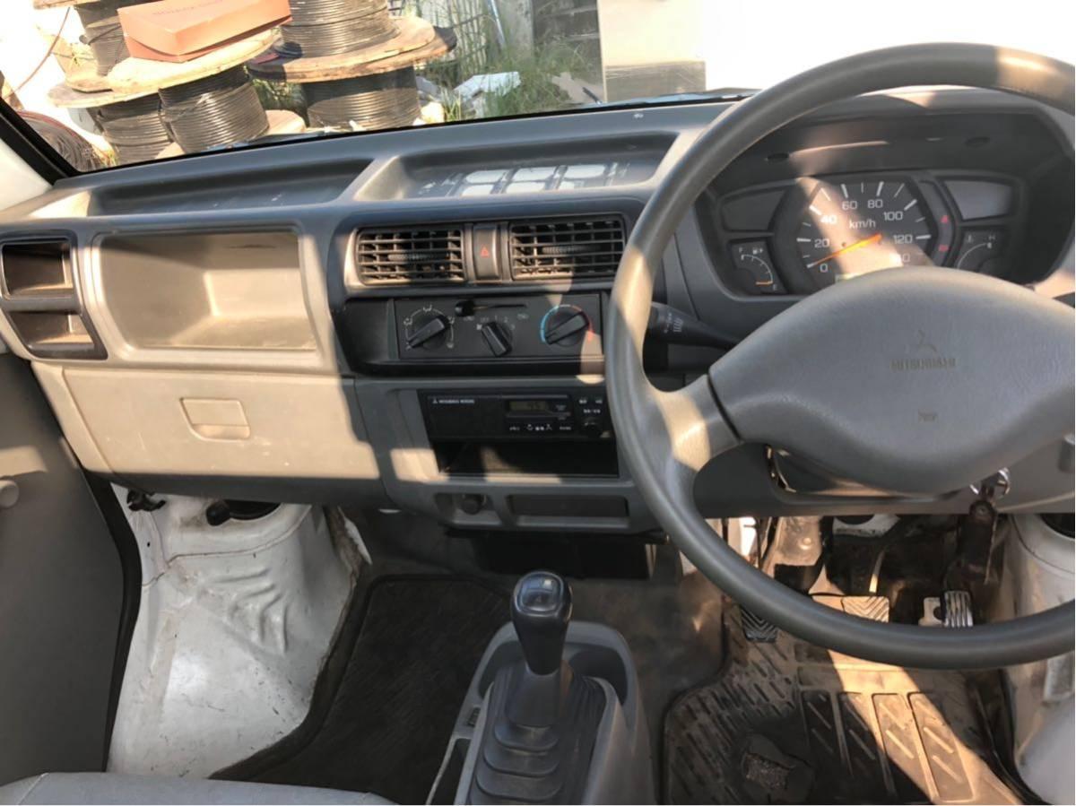 【最落無し売り切り】三菱 ミニキャブ 軽トラック 60100キロ マニュアル 5速 _画像6