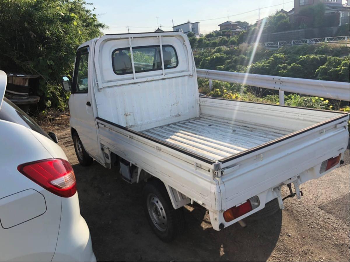 【最落無し売り切り】三菱 ミニキャブ 軽トラック 60100キロ マニュアル 5速 _画像4