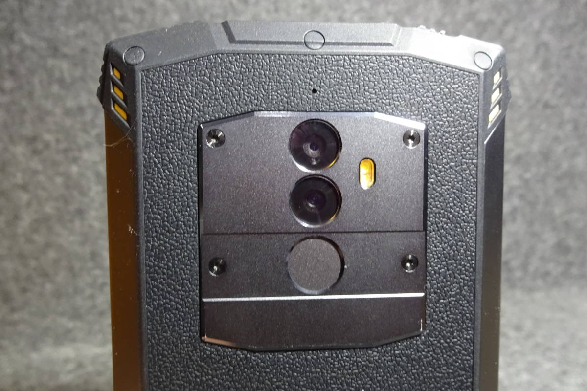 DOOGEE S55 タフネス スマホ 防水 防塵 アウトドア 現場仕事、お風呂でも使えます。_画像8