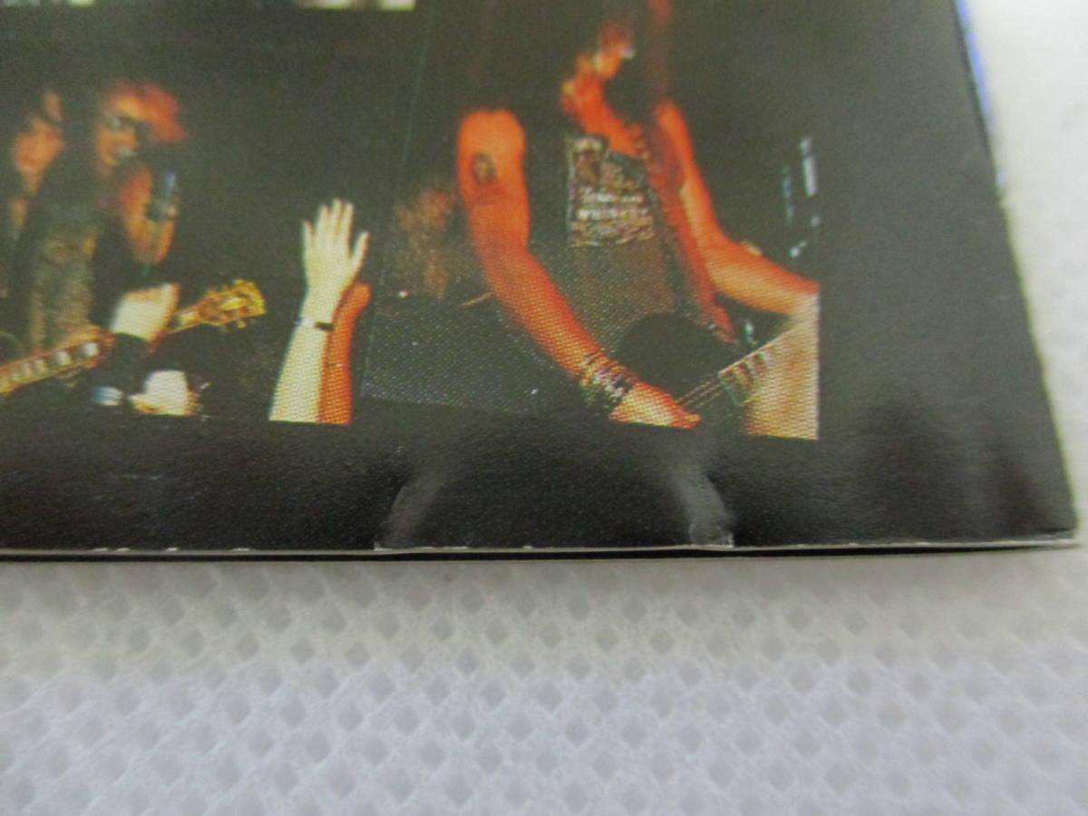 WPCP-3690【ガンズ・アンド・ローゼズ/アペタイト・フォー・ディストラクション】発禁ジャケ GUNS N'ROSES_画像4