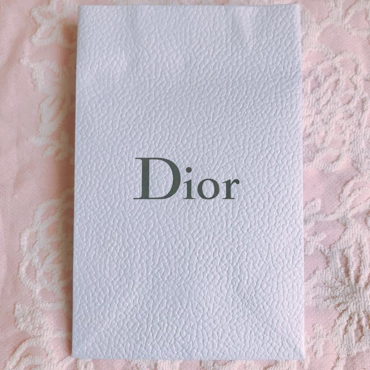 新作/Dior サンプルセット&ショッパー袋_画像7