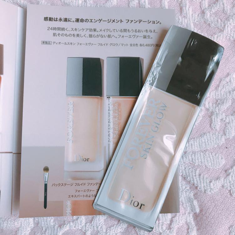 新作/Dior サンプルセット&ショッパー袋_画像6