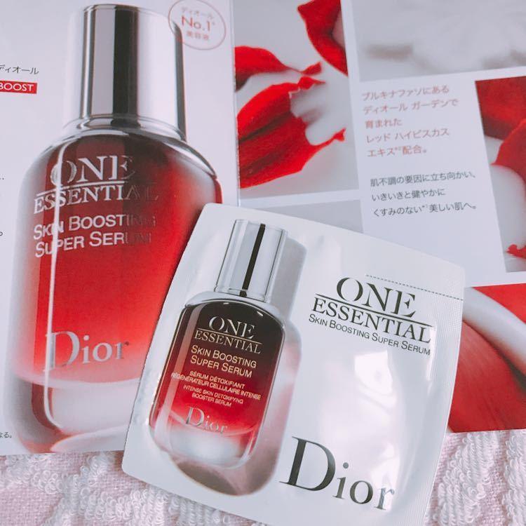 新作/Dior サンプルセット&ショッパー袋_画像5