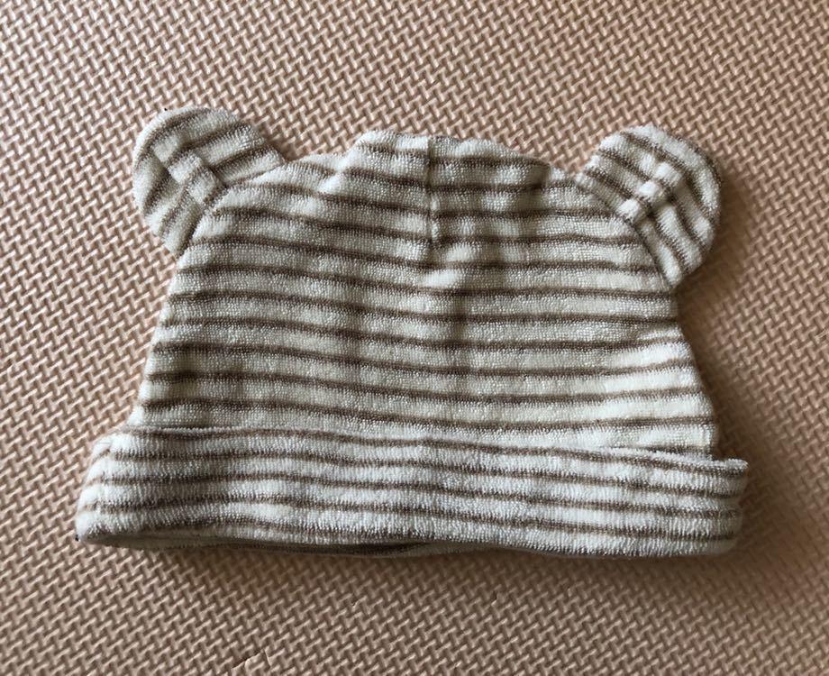 新生児 セット おくるみ ロンパース 下着 帽子 コンビ 肌着_画像3