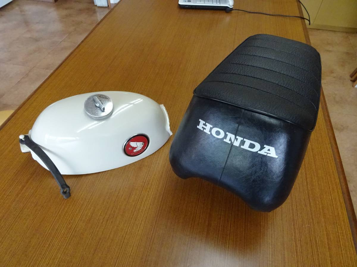 HONDA ホンダ 純正 モンキー シート 年代物 倉庫の整理品