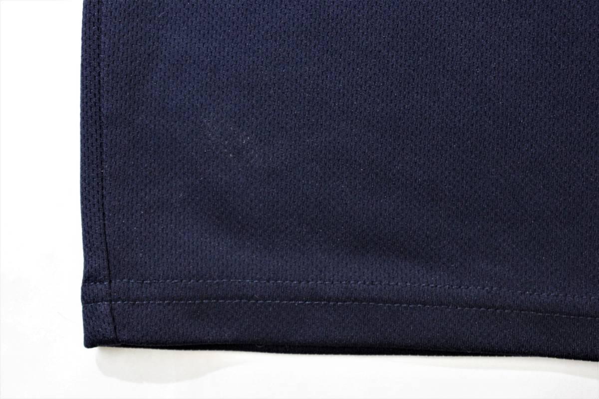 ◆YONEX ヨネックス◆半袖 吸汗速乾 Tシャツ ネイビー:L _画像6