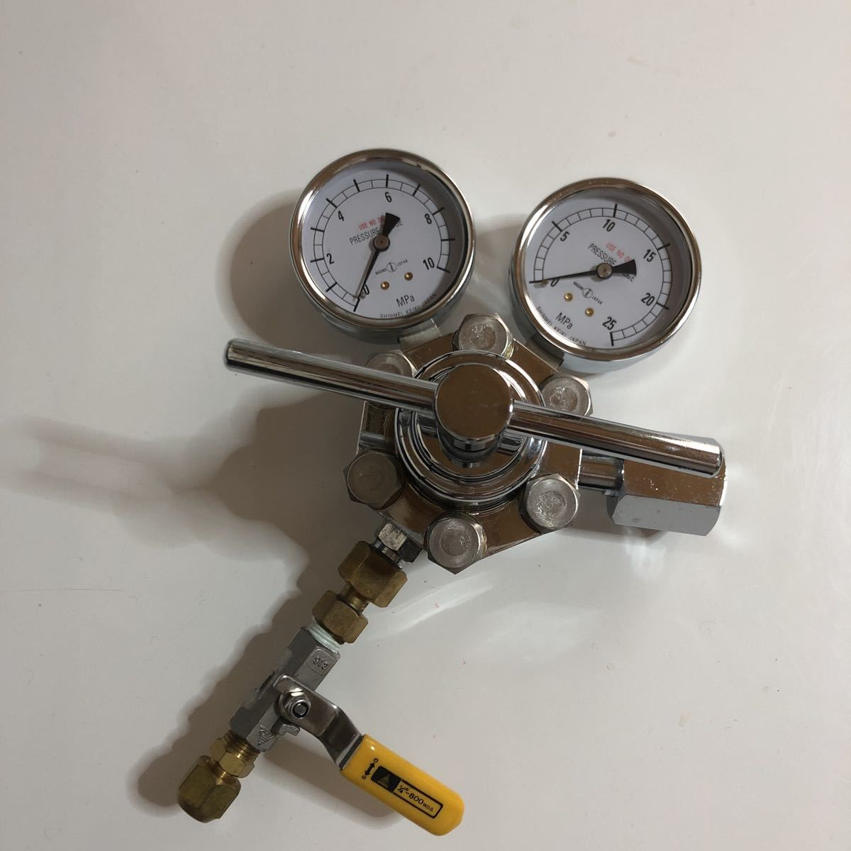窒素圧力ゲージ_画像3