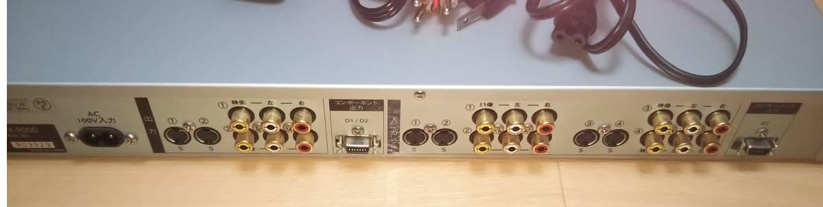 【中古】画像安定装置 プランテック(PLANTEC) CRX-9000_画像2