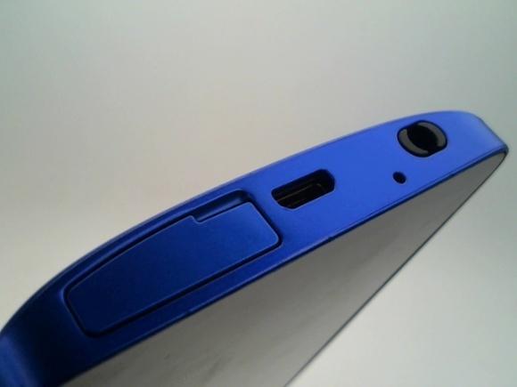 J39831*au*DIGNO M*KYL22*32GB*ブルー*訳ありB(記載以外故障保証あり)*同梱可*(t.y)_画像6