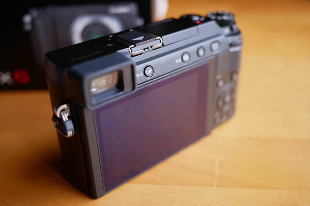 Panasonic DMC-GX7 Mk2 本体 ボディ ブラック 付属品あり 販売店6カ月保証あり_画像3