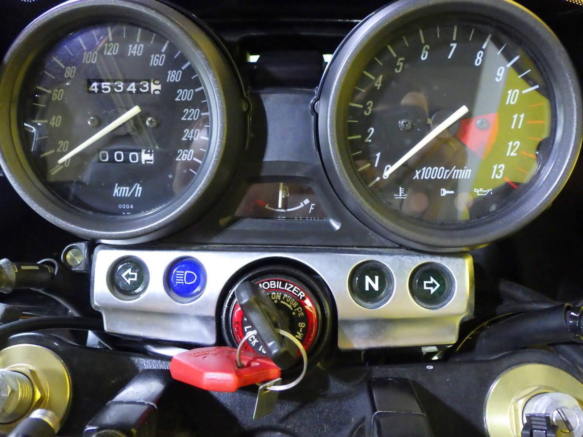 ばいく屋いちばん カワサキ ZRX1200R ディアブロブラック 2008年カラー 車検対応 SP忠男マフラー ローンOK_画像9
