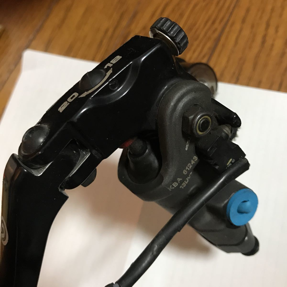 ブレンボ RCS ラジアルマスター 19mm 18から20_画像7