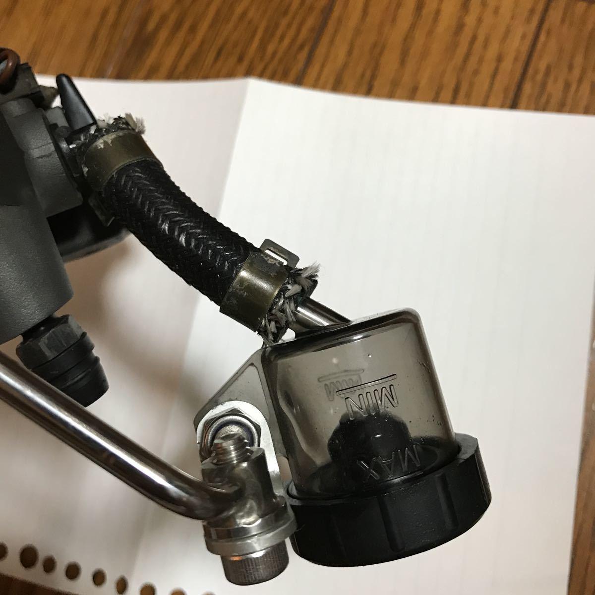 ブレンボ RCS ラジアルマスター 19mm 18から20_画像8