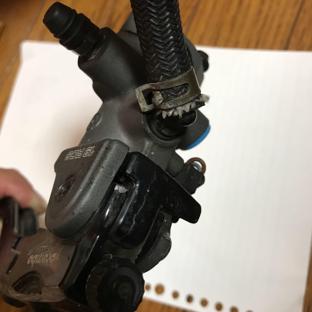 ブレンボ RCS ラジアルマスター 19mm 18から20_画像9