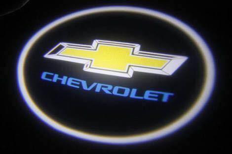 シボレー LED ロゴ エンブレム カーテシ アストロ アバランチ サバーバン タホ コルベット カマロ シルバラード インパラ カプリス c1500_画像7
