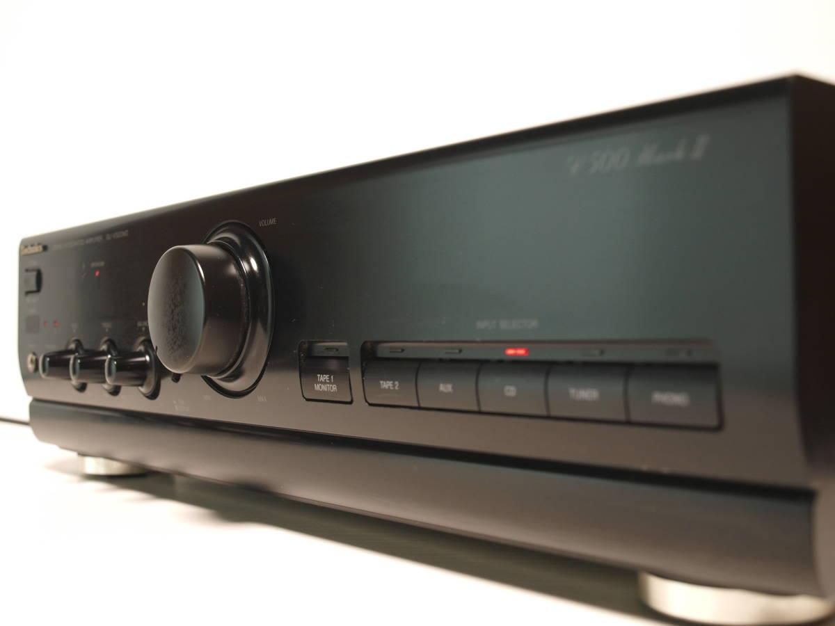 Technics SU-V500M2 【動作品 美品 売り切り】 イ._画像2