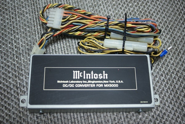 Mcintosh/ マッキントッシュ MX5000中古_画像6