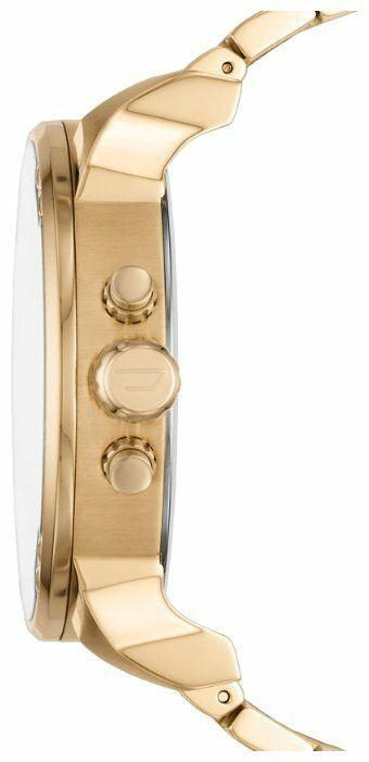 DIESEL 時計 腕時計 ディーゼル クロノグラフGMTメンズ DZ7399 Mr. Daddy 57mm 新品 未使用 保証つき_画像7