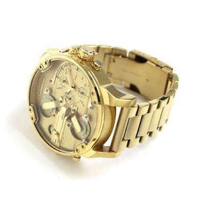 DIESEL 時計 腕時計 ディーゼル クロノグラフGMTメンズ DZ7399 Mr. Daddy 57mm 新品 未使用 保証つき_画像4