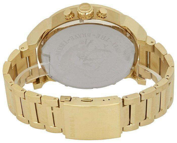 DIESEL 時計 腕時計 ディーゼル クロノグラフGMTメンズ DZ7399 Mr. Daddy 57mm 新品 未使用 保証つき_画像5