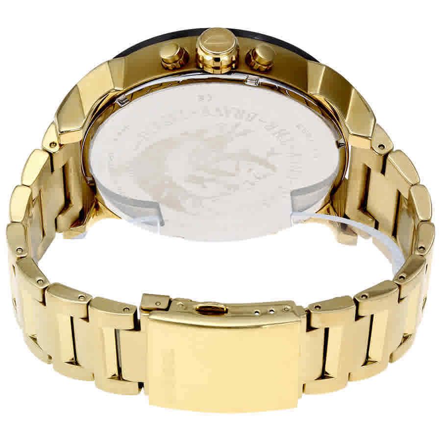DIESEL 時計 腕時計 ディーゼル クロノグラフGMTメンズ DZ7333 Mr. Daddy 57mm 新品 未使用 保証つき_画像5
