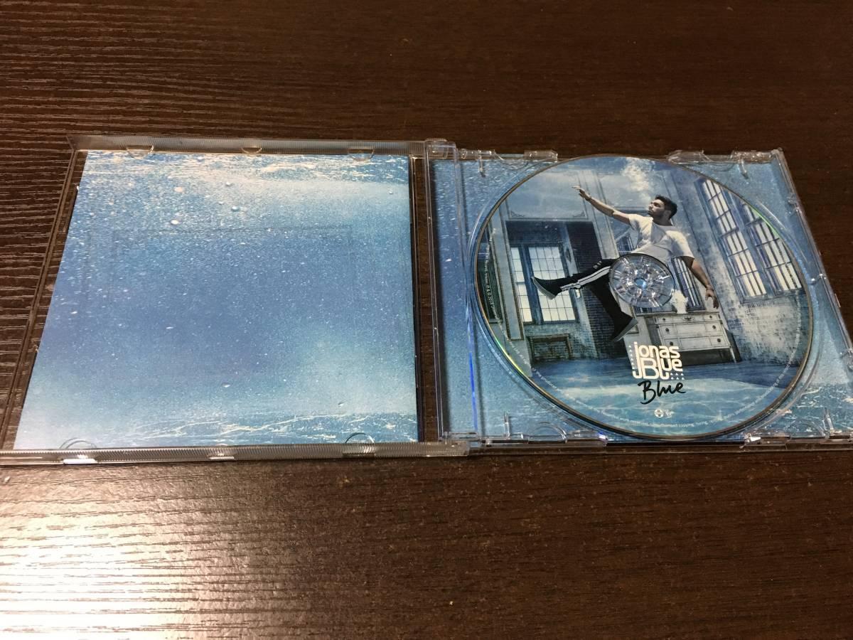 Jonas Blue 「Blue」輸入盤 ほぼ新品☆_画像2