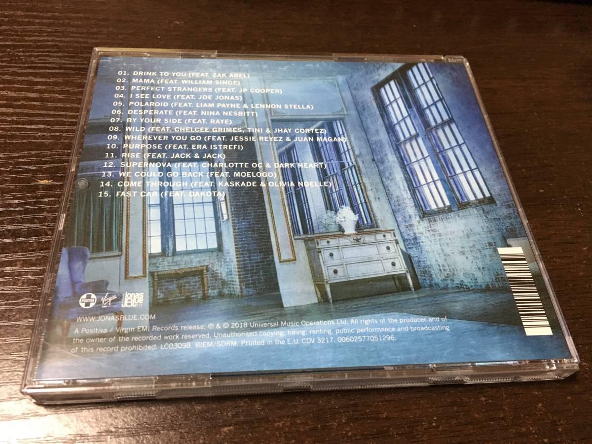 Jonas Blue 「Blue」輸入盤 ほぼ新品☆_画像3