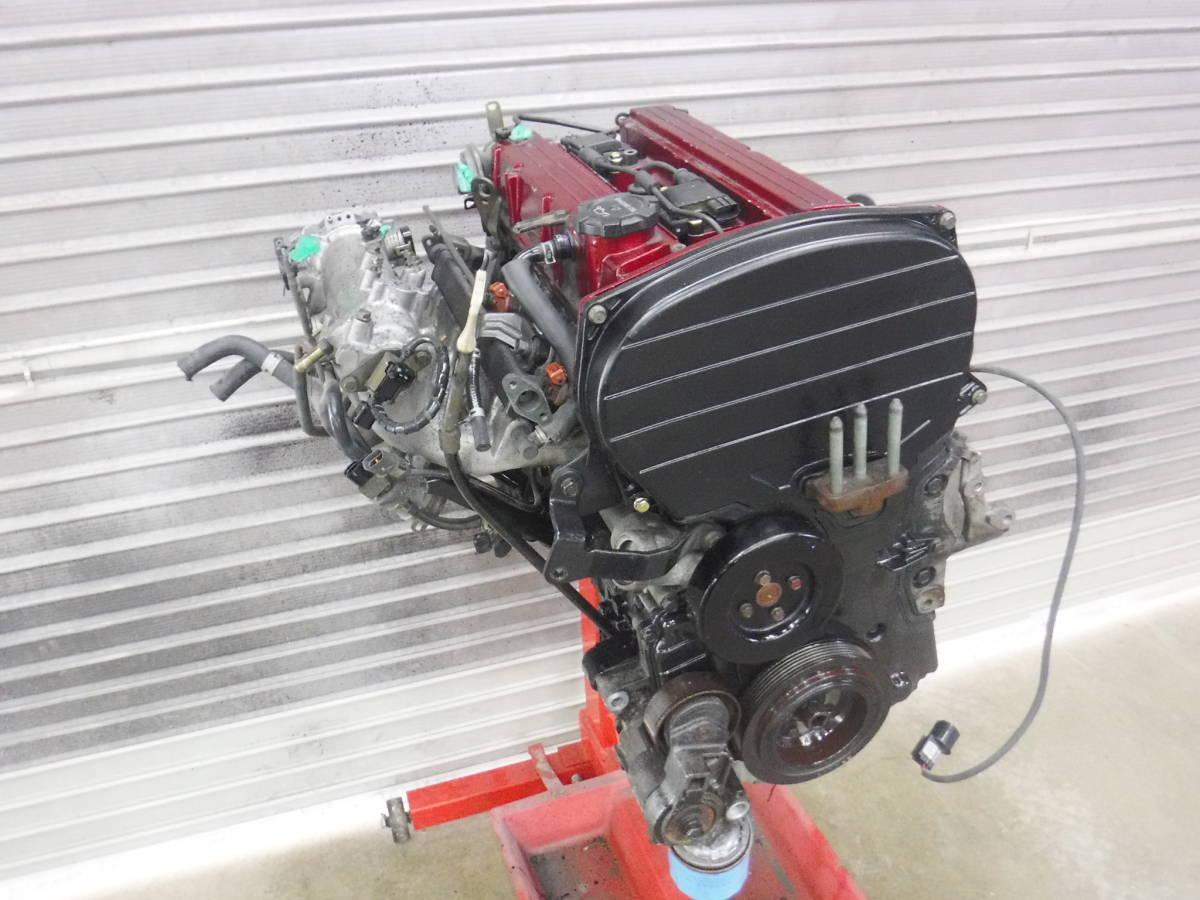 4G63 CT9A ランサーエボリューション8 GSR 実動エンジン