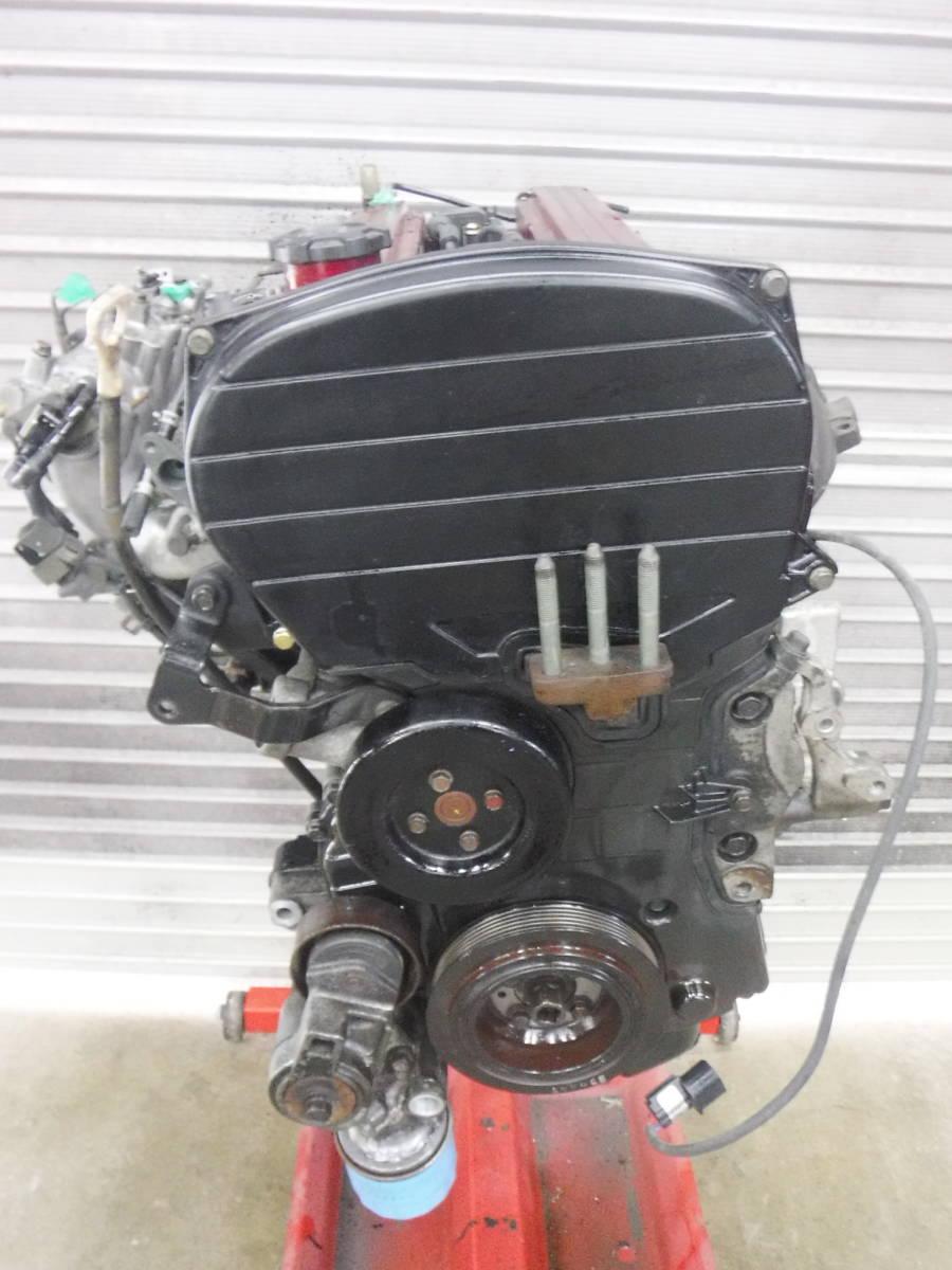 4G63 CT9A ランサーエボリューション8 GSR 実動エンジン_画像3