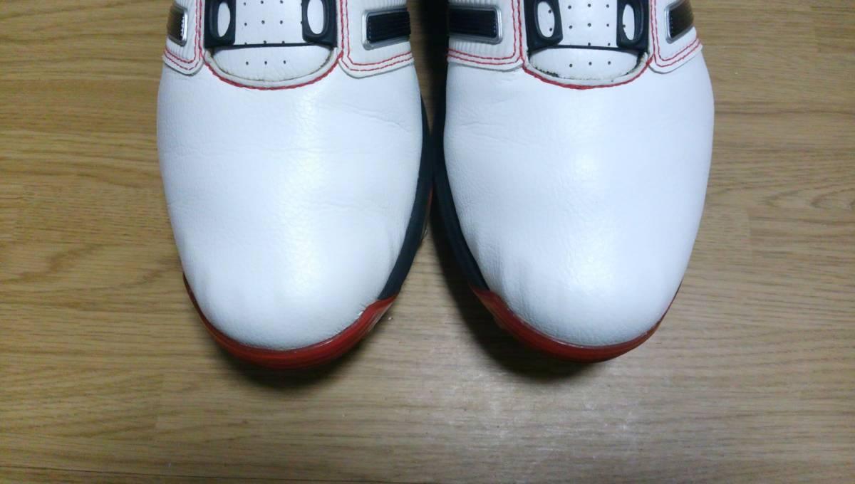 ★美品★ adidas ゴルフシューズ tour 360 Boa Q47060 25.0㎝_画像3