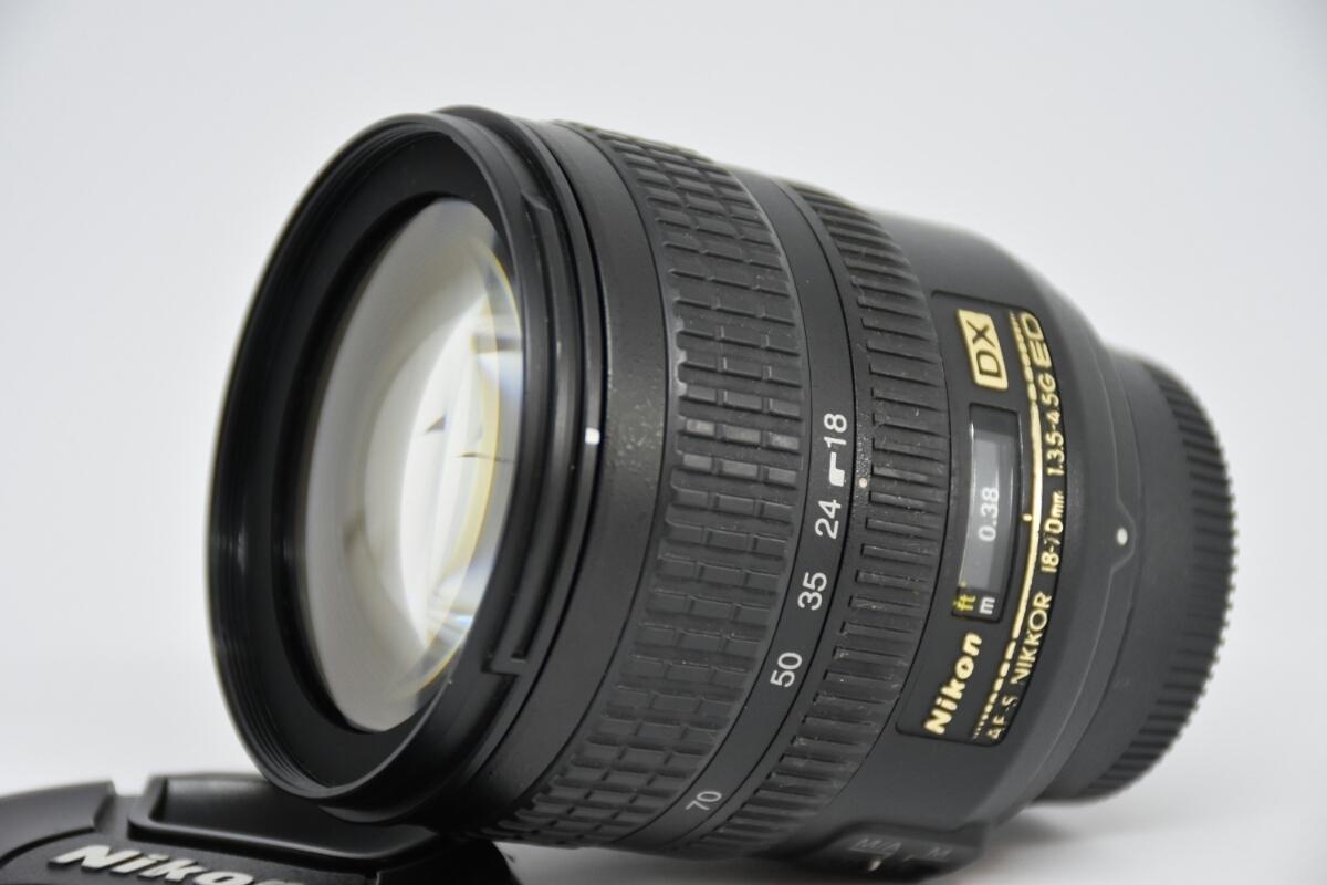 1円~ Nikon D7100ボディ レンズ2本セット 付属品多数 元箱あり 動作確認OK 美品_画像6
