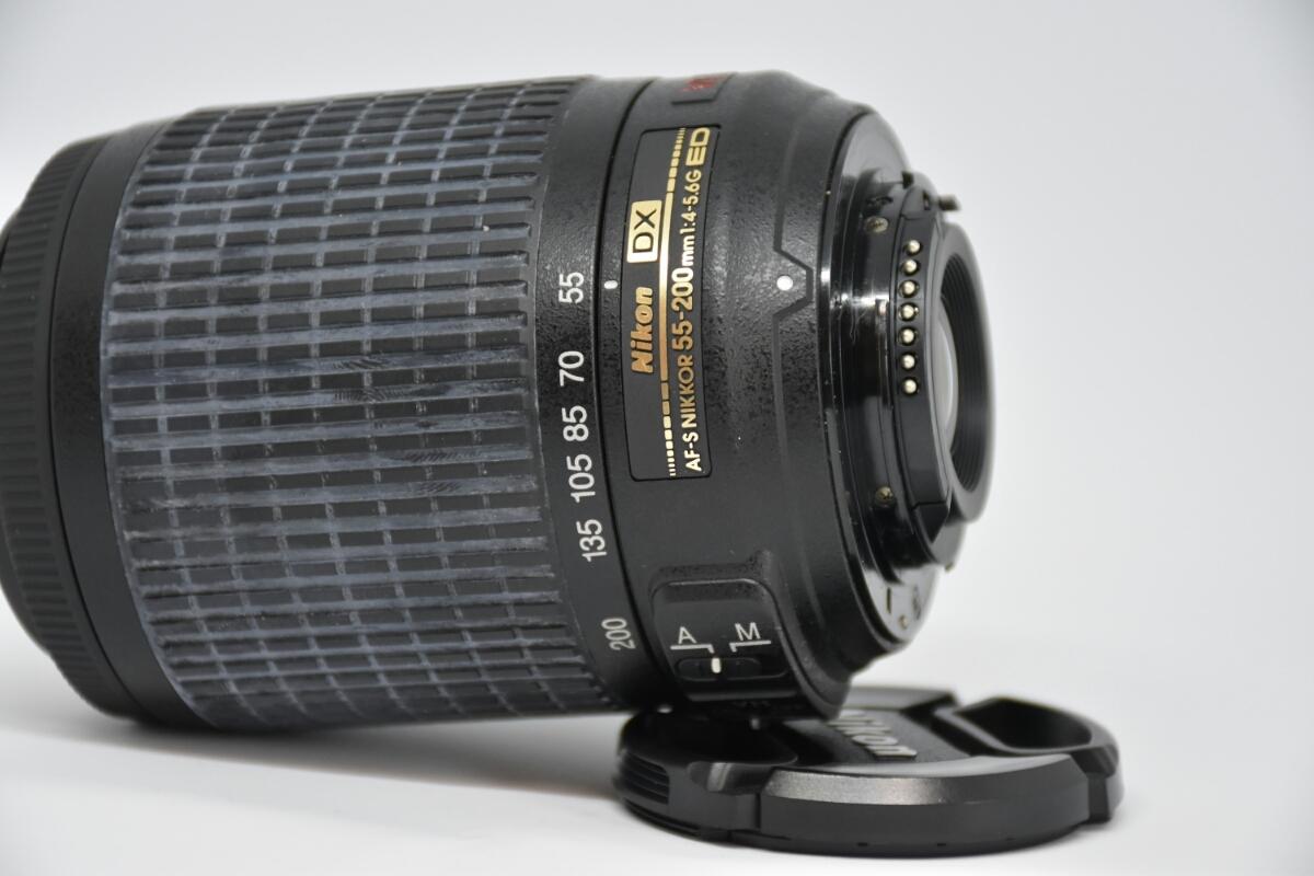 1円~ Nikon D7100ボディ レンズ2本セット 付属品多数 元箱あり 動作確認OK 美品_画像9