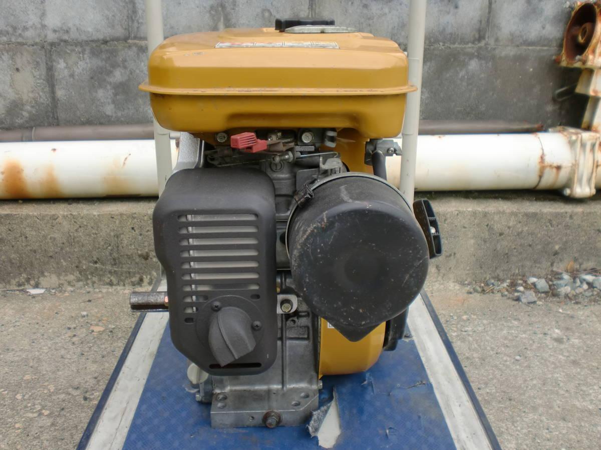ロビン EH25B 発動機 エンジン 農機 除雪機 洗浄機 などに 程度良好_画像2