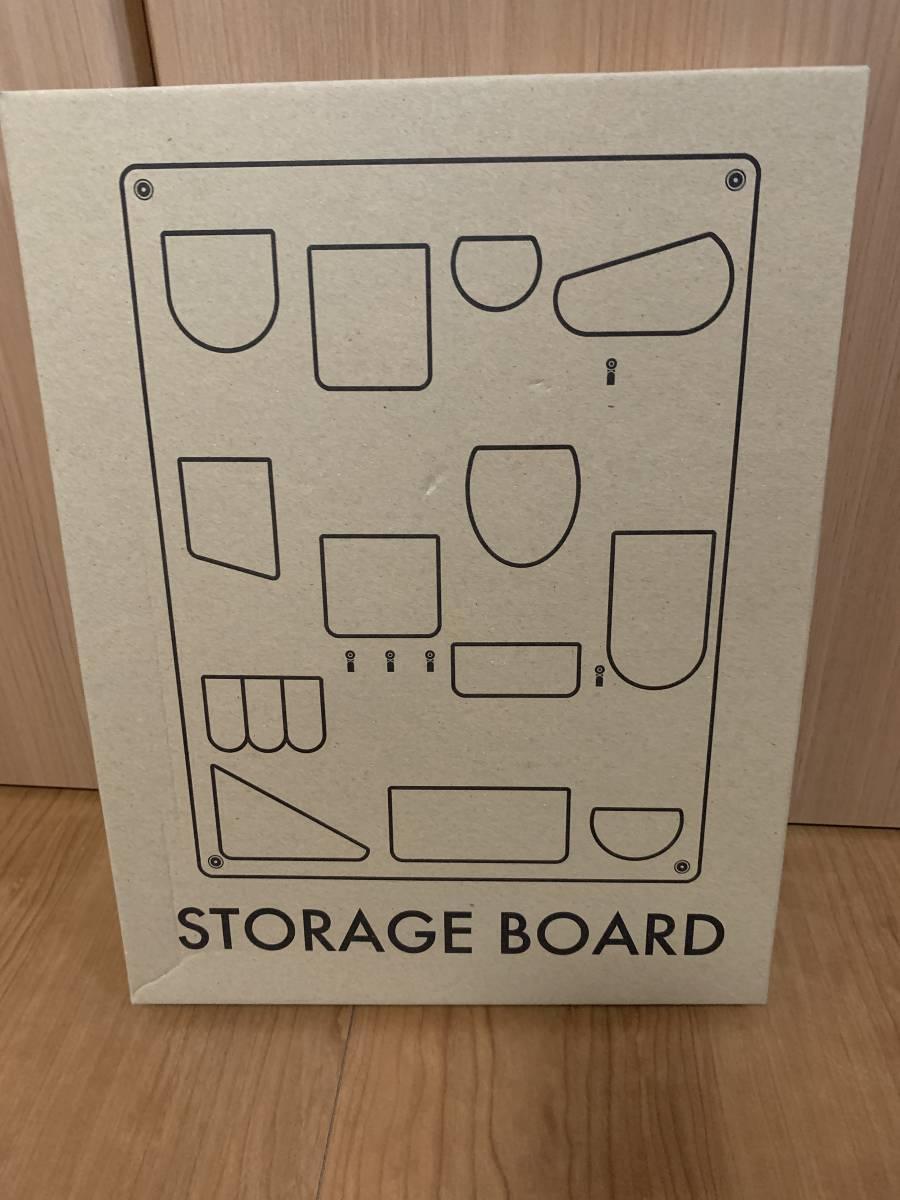 Design Interior Collection Storage Board イエロー ストレージボード ウーテンシロ Mini Uten.Silo_画像2