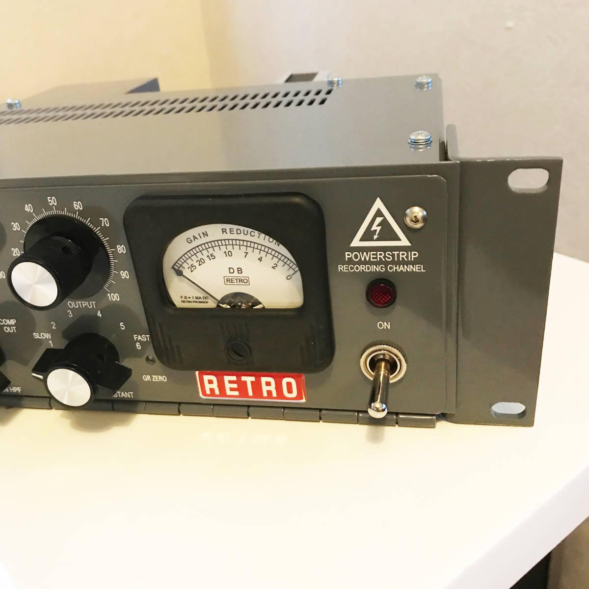 Retro Instruments Powerstrip(並行輸入品)_画像2