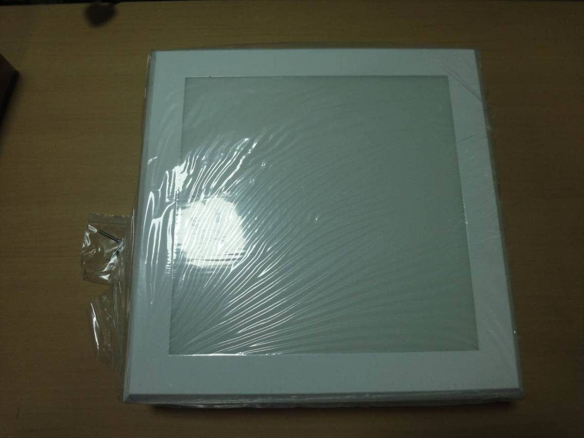 E1221n / LED 天井照明 パネルタイプ 取付簡単 5000K / 太陽光酷似 / 100~240V 30W 36×36(cm) 在庫あり_画像5
