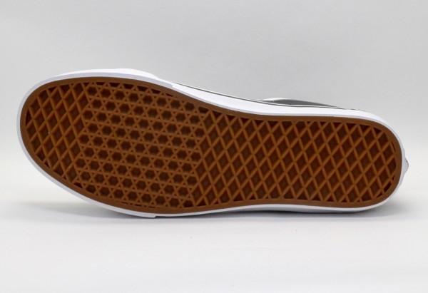 USA 企画 新品 VANS バンズ 30cm スケートハイ SK8 HI ブラック 黒 プレミアム 革 レザー ビンテージ 靴 シューズ ☆9c123_画像5