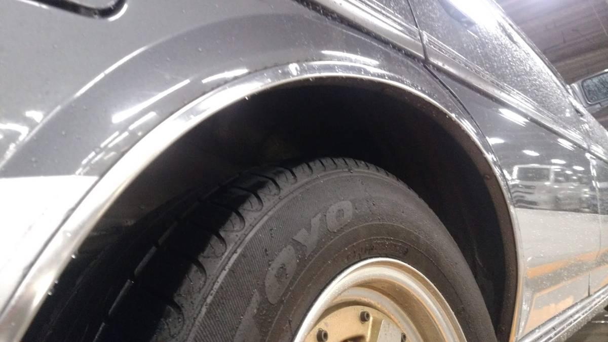 大阪の方注目! トヨタ マークⅡワゴン マーバン ツーバン なにわ 当時ナンバー ダッシュ割れなし 当時物 旧車 GX70 71 売切り_画像10
