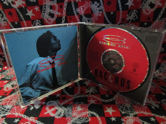 CD ◆◆◆ 荒木真樹彦 ◆◆◆ BACCHUS ◆◆◆ ★説明必読_画像2