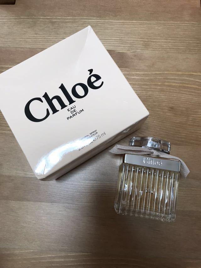 未使用 Chloe クロエオードパルファム 香水 クロエ 75ml EAU DE PARFUM_画像2