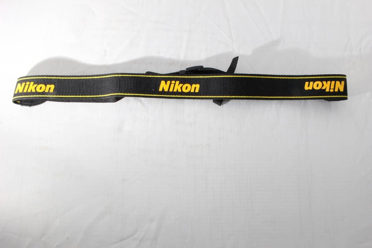 ニコン NIKON ストラップ 一眼カメラ デジカメ 新品未使用 2本セット_画像2