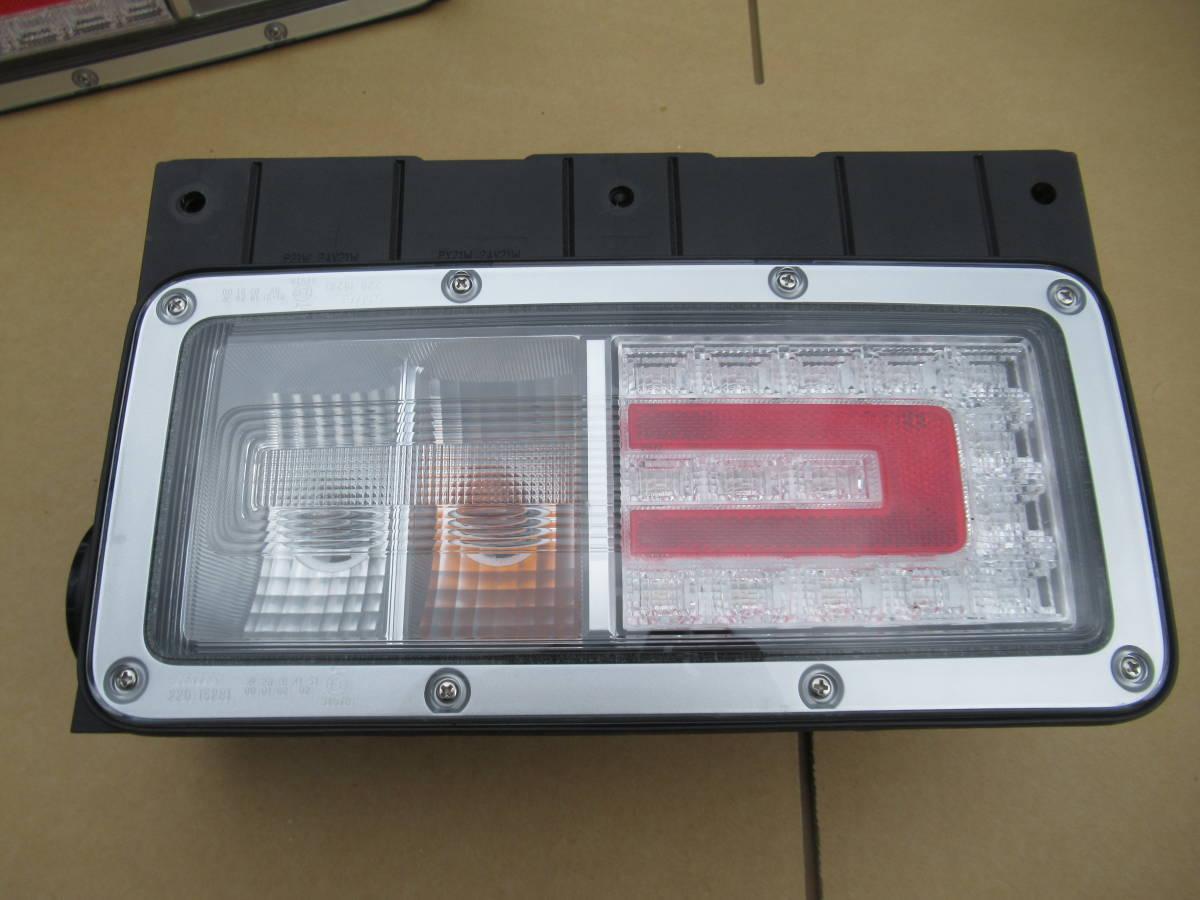 KOITO製 日野 LED テールランプ純正_画像2