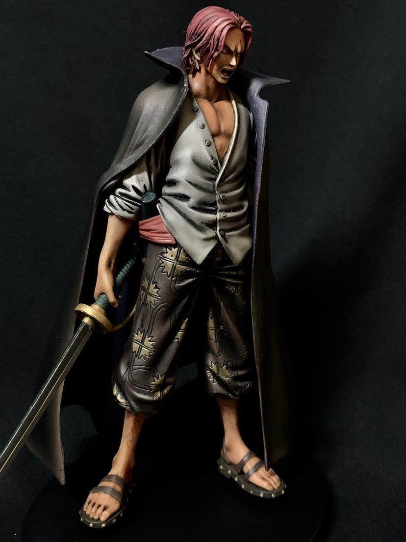 リペイント シャンクス ワンピース DXフィギュア THE GRANDLINE MEN vol.8_画像5