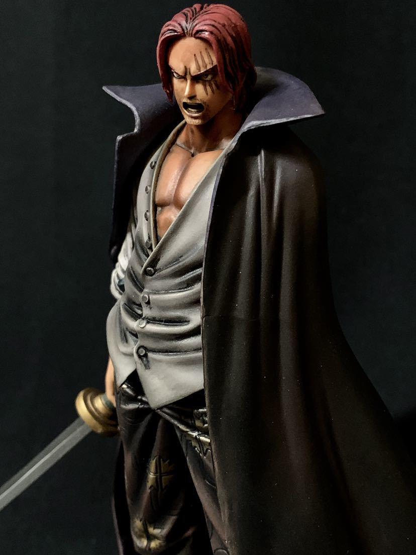 リペイント シャンクス ワンピース DXフィギュア THE GRANDLINE MEN vol.8_画像6