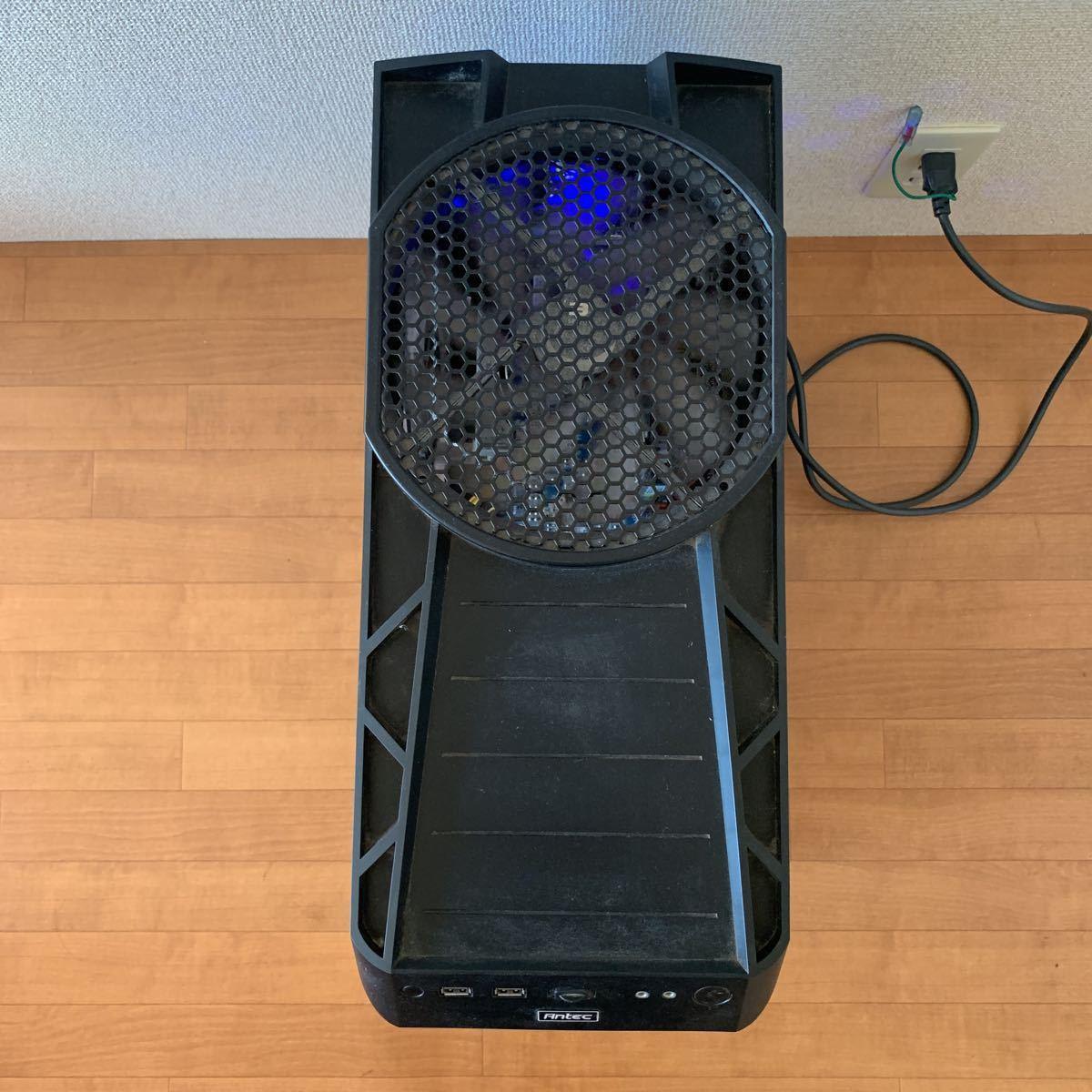 ★Antec 自作PC Core i7 2600K ジャンク品。_画像2