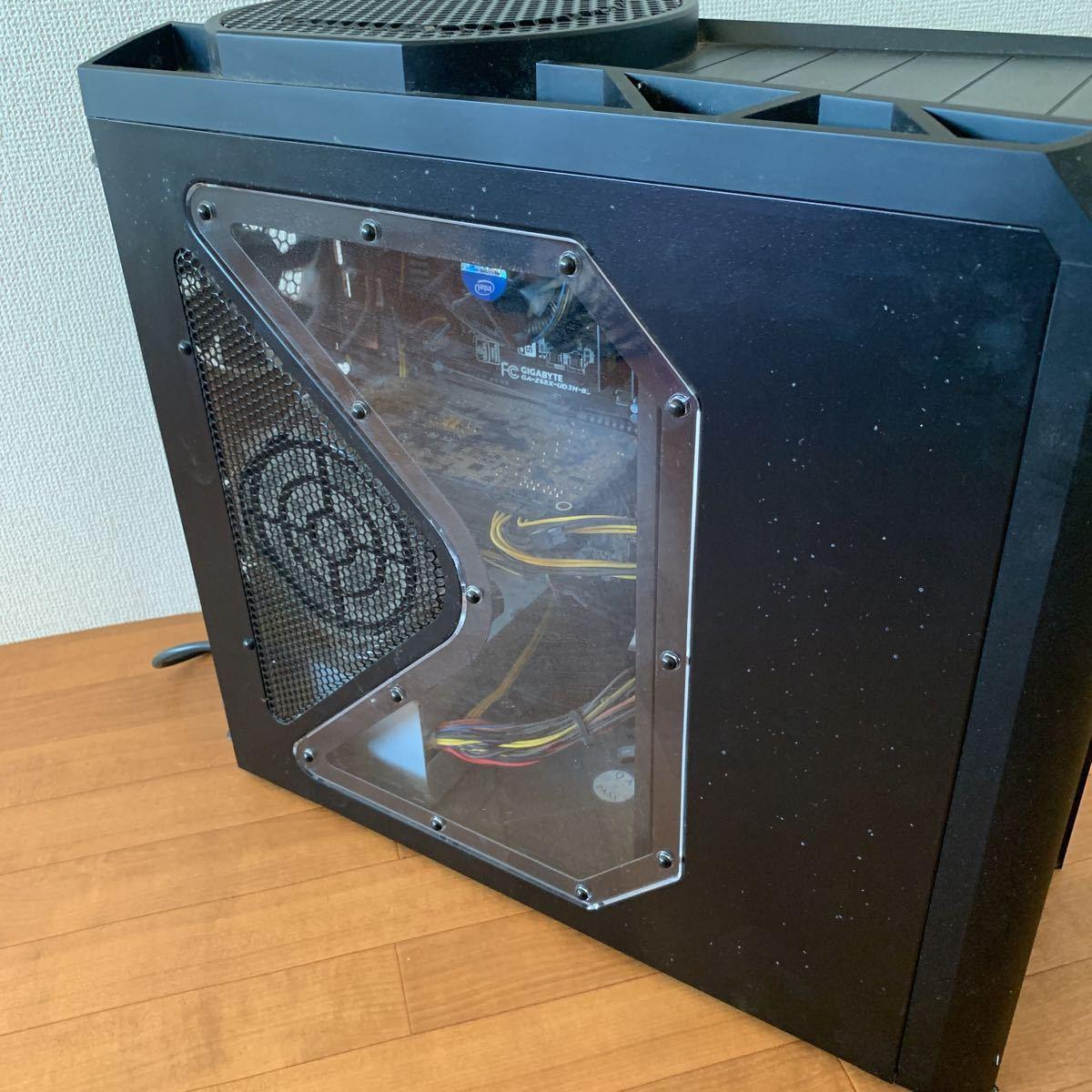 ★Antec 自作PC Core i7 2600K ジャンク品。_画像3