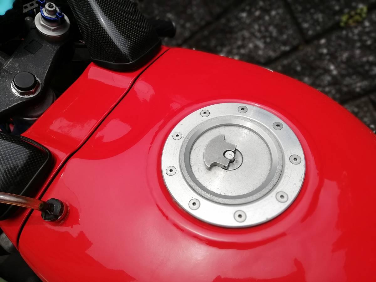 RVF400 ラッキーストライクカラー HRCクロスミッション_画像6