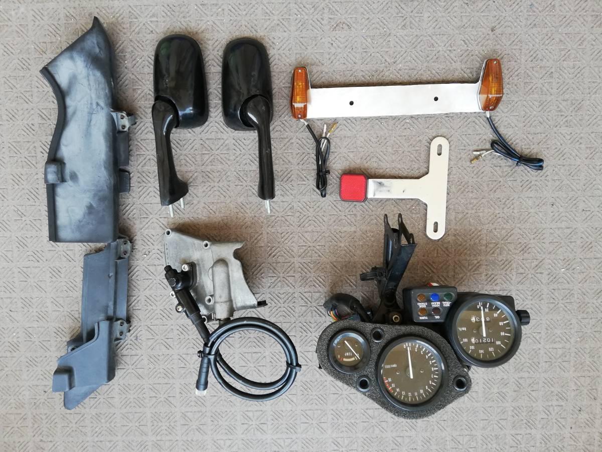 RVF400 ラッキーストライクカラー HRCクロスミッション_画像10