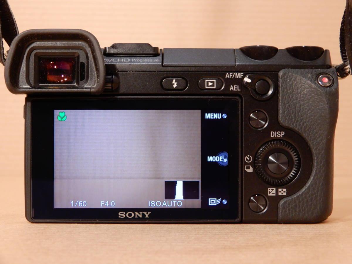 ソニー SONY NEX-7 レンズ E 18-55mm F3.5-5.6 OSS デジタルカメラ_画像5